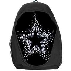 Sparkling Bling Star Cluster Backpack Bag