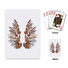 wings Standard Playing Cards