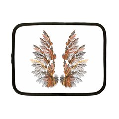Brown Feather wing 7  Netbook Case