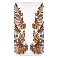 Brown Feather wing Apple iPhone 3G/3GS Hardshell Case