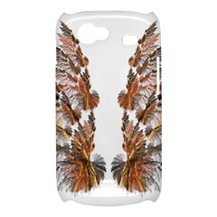 Brown Feather wing Samsung Galaxy Nexus S i9020 Hardshell Case