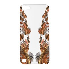 Brown Feather wing Apple iPod Touch 5 Hardshell Case