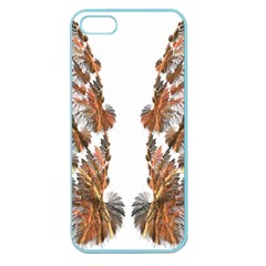 Brown Feather wing Apple Seamless iPhone 5 Case (Color)