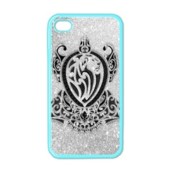 Diamond Bling Lion Apple iPhone 4 Case (Color)