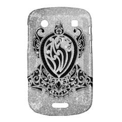 Diamond Bling Lion BlackBerry Bold Touch 9900 9930 Hardshell Case
