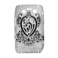 Diamond Bling Lion BlackBerry Bold 9700 Hardshell Case