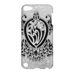 Diamond Bling Lion Apple iPod Touch 5 Hardshell Case