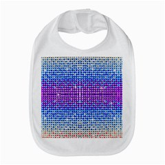 Rainbow of Colors, Bling and Glitter Bib