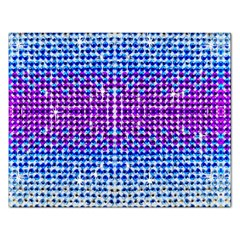 Rainbow of Colors, Bling and Glitter Jigsaw Puzzle (Rectangle)