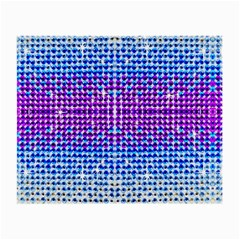Rainbow of Colors, Bling and Glitter Twin-sided Glasses Cleaning Cloth