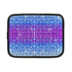 Rainbow of Colors, Bling and Glitter 7  Netbook Case