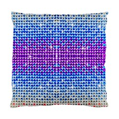 Rainbow Of Colors, Bling And Glitter Twin Sided Cushion Case