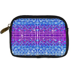 Rainbow of Colors, Bling and Glitter Compact Camera Case
