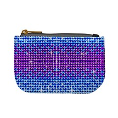 Rainbow of Colors, Bling and Glitter Coin Change Purse