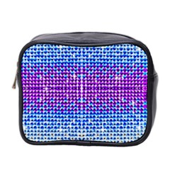 Rainbow Of Colors, Bling And Glitter Twin Sided Cosmetic Case