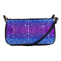 Rainbow of Colors, Bling and Glitter Evening Bag