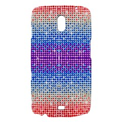 Rainbow of Colors, Bling and Glitter Samsung Galaxy Nexus i9250 Hardshell Case