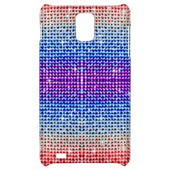 Rainbow of Colors, Bling and Glitter Samsung Infuse 4G Hardshell Case