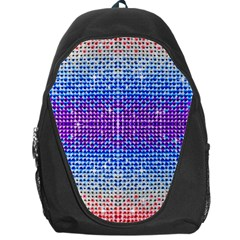 Rainbow of Colors, Bling and Glitter Backpack Bag