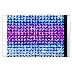 Rainbow of Colors, Bling and Glitter Apple iPad 3/4 Flip Case