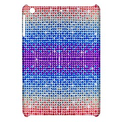 Rainbow of Colors, Bling and Glitter Apple iPad Mini Hardshell Case