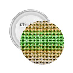 Diamond Cluster Color Bling Regular Button (round)