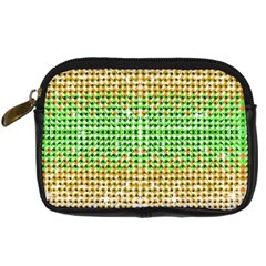 Diamond Cluster Color Bling Compact Camera Case