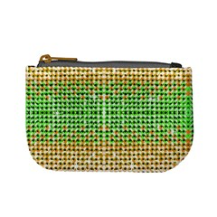 Diamond Cluster Color Bling Coin Change Purse