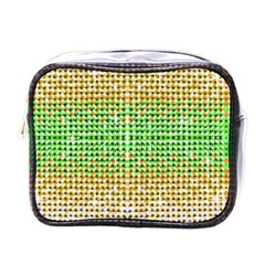 Diamond Cluster Color Bling Single-sided Cosmetic Case
