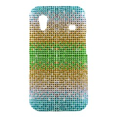Diamond Cluster Color Bling Samsung Galaxy Ace S5830 Hardshell Case