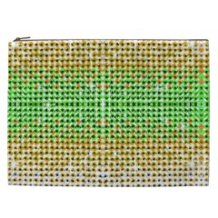 Diamond Cluster Color Bling Cosmetic Bag (XXL)