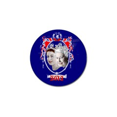 Queen Elizabeth 2012 Jubilee Year Golf Ball Marker