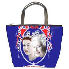 Queen Elizabeth 2012 Jubilee Year Bucket Handbag