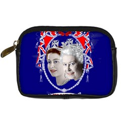 Queen Elizabeth 2012 Jubilee Year Compact Camera Case