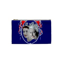 Queen Elizabeth 2012 Jubilee Year Small Makeup Purse