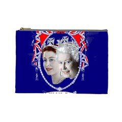 Queen Elizabeth 2012 Jubilee Year Large Makeup Purse