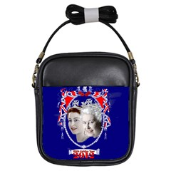 Queen Elizabeth 2012 Jubilee Year Kids  Sling Bag