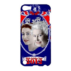 Queen Elizabeth 2012 Jubilee Year Apple iPod Touch 5 Hardshell Case