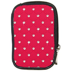 Red Diamond Bling  Digital Camera Case