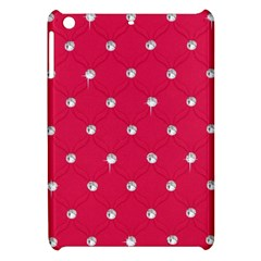Red Diamond Bling  Apple iPad Mini Hardshell Case