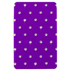 Royal Purple Sparkle Bling Kindle Fire Hardshell Case