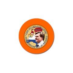 King Willem Alexander 4 Pack Golf Ball Marker