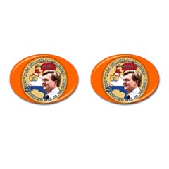 King Willem-Alexander Oval Cuff Links