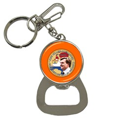 King Willem-Alexander Key Chain with Bottle Opener