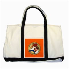 King Willem-Alexander Two Toned Tote Bag