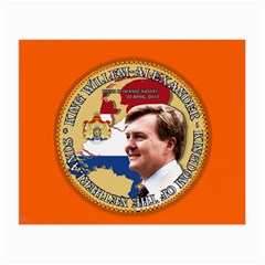 King Willem-Alexander Twin-sided Glasses Cleaning Cloth