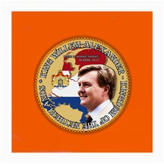 King Willem-Alexander Twin-sided Large Glasses Cleaning Cloth