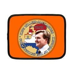 King Willem-Alexander 7  Netbook Case