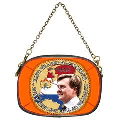 King Willem-Alexander Single-sided Evening Purse