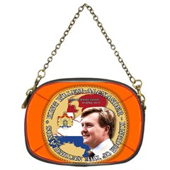 King Willem-Alexander Twin-sided Evening Purse